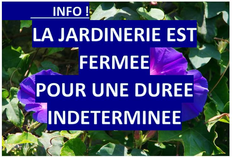 Info - fermeture